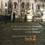 Stravinsky: Le Sacre Du Printemps - Ravel: Rapsodie Espagnole - Debussy: La Mer Songs