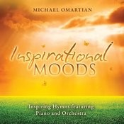 Inspirational Moods - Inspiring Hymns Featuring Piano And Orchestra Songs
