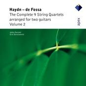 Haydn : The Complete 9 String Quartets Volume 2 Songs