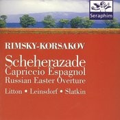 Rimsky-Korsakov: Scheherazade/ Capriccio Espagnol/ Russian Easter Overture Songs