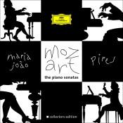 Mozart: Piano Sonatas K.281, K.282, K.533/494 Songs