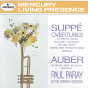 Suppé: Overtures / Auber: The Bronze Horse, etc. Songs