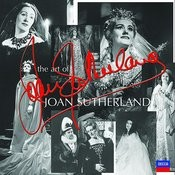 The Art Of Joan Sutherland Songs