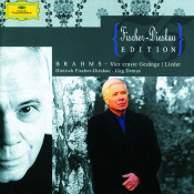 Brahms Vier Ernste Gesange Lieder Songs