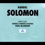 Handel Solomon Hwv 67 Songs