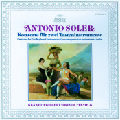 Soler 6 Concertos For Two Keyboard Instruments Songs