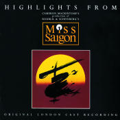 Highlights From Miss Saigon Songs