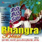 Bhangra Blast Vol 2 - Kine Kine Nachna Songs