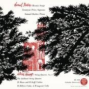 Leontyne Price - Alexei Haieff: String Quartet No. 1; Samuel Barber: Hermit Songs Op. 29 Songs