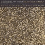 English Romantic Poetry: Read By John S. Martin Songs