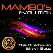 Mambo's Evolution, Anniversary Special Edition, Vol. 2 Songs