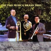 Voyages for Brass Trio Songs