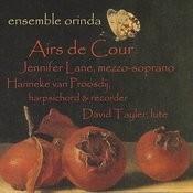 Airs de Cour Songs