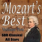 Mozart's Best Volume Two Songs