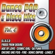 Dance Pop & Disco Hits Vol.4 Songs