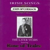 Irish Songs, The Later Years Songs