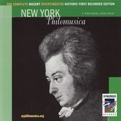 Mozart: The Complete Mozart Divertimentos - Historic First Recorded Edition Songs