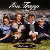 The Von Trapp Children Volume II Songs