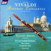 Vivaldi: Bassoon Concertos Vol.3 Songs