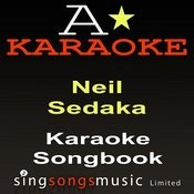 Karaoke Songbook (Originally Performed By Neil Sedaka) [Karaoke Audio Versions] Songs