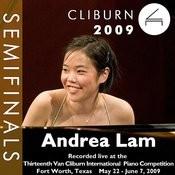 2009 Van Cliburn International Piano Competition: Semifinal Round - Andrea Lam Songs