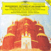 Mussorgsky: Pictures At An Exhibition Songs