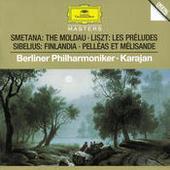 Smetana: The Moldau / Sibelius: Finlandia; Pelléas et Mélisande / Liszt: Les Préludes Songs