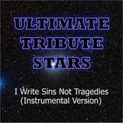 Panic! At The Disco - I Write Sins Not Tragedies (Instrumental Version) Songs
