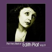 The Very Best Of Edith Piaf, Vol. 9 Songs