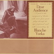 Dear Audience, Vol. 1: A Guide To The Enjoyment Of Theater With Scenes From Great Plays Through The Ages Songs