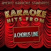 Karaoke Hits From A Chorus Line Songs