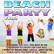 Beach Party Vol. 2 Songs