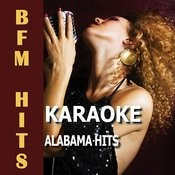Karaoke Alabama Hits Songs