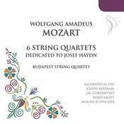 Mozart: Six String Quartets Dedicated To Josef Haydn Songs
