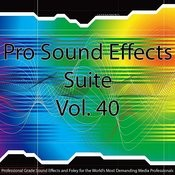 Pro Sound Effects Suite 40 - Feet And Footsteps Songs