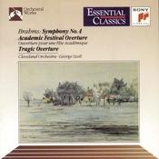Brahms: Symphony No. 4; Academic Festival Overture; Tragic Overture Songs