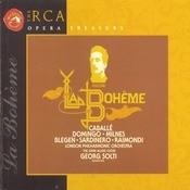 Puccini: La Bohme Songs