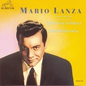 Mario Lanza Sings Songs From The Student Prince And The Desert Song Songs
