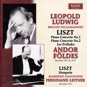 Liszt - Ludwig, Földes, Leitner 1951-53 Songs