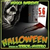 Halloween. Música Ambiente Y 56 Efectos De Terror Y Misterio Songs