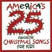 America's 25 Favorite Christmas Songs For Kids Songs