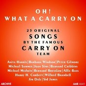 What A Carry On (Original Songs From The Carry On Movies) Songs