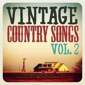 Vintage Country, Vol. 2 Songs