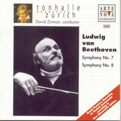 Beethoven: Symphony No.7 & 8 Songs