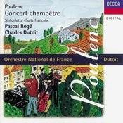 Sinfonietta, FP.141: II. Molto Vivace Song