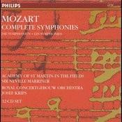Mozart: Complete Symphonies Songs
