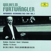 Wilhelm Furtwängler - Recordings 1942-1944 Songs