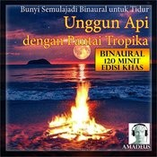 Bunyi Semulajadi Binaural Untuk Tidur: Unggun Api Dengan Pantai Tropika (90 Minit Edisi Khas) Song
