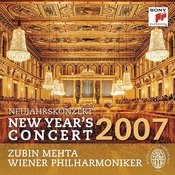 Neujahrskonzert / New Year's Concert 2007 Songs
