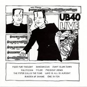 UB40 Live Songs
